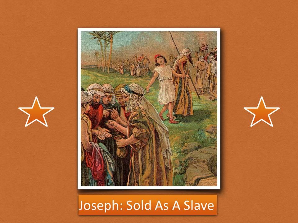 JOSEPH-SLAVE 1