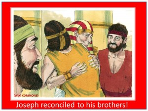 Joseph Reconciled To His Brothers